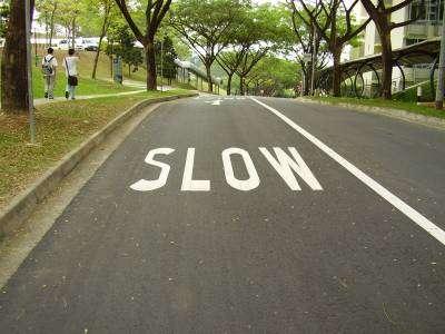 Nanyang-Walk-slow-lettering-20060317-400x300