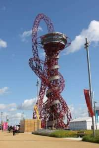 ArcelorMittal Orbit, Olympic Park, Stratford, London 29July2012