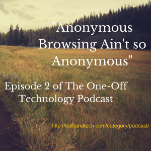 Anonymous Browsing Ain't so Anonymous