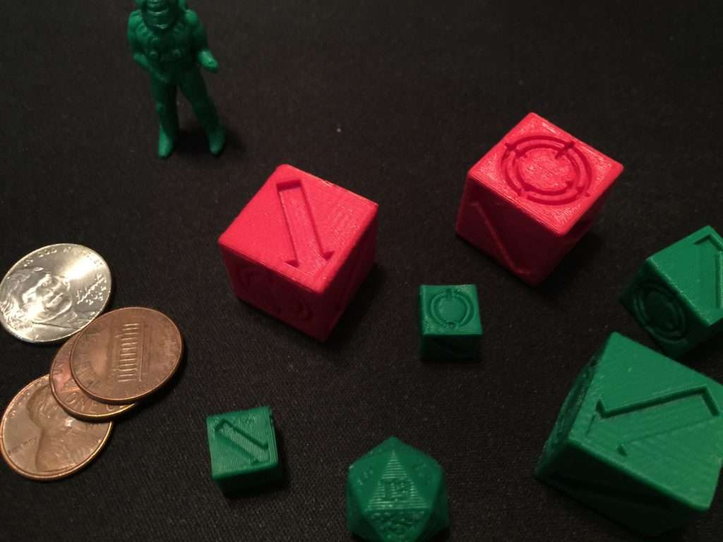 3D Printed Objects 2