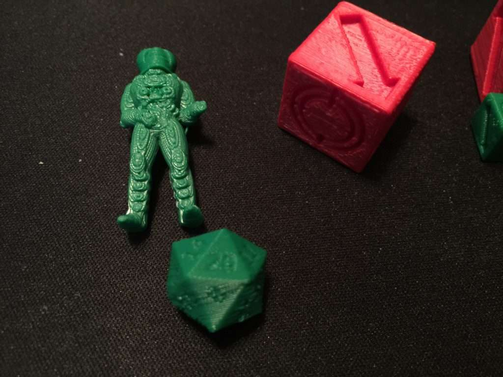 3D Printed Objects 1