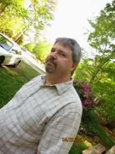 Me in April 2013