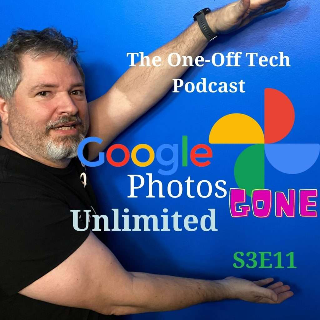 Google Photos Unlimited Is Gone