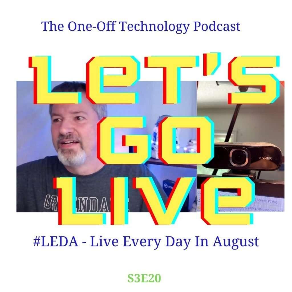 #LEDA Challenge. Let's Go Live Every Day