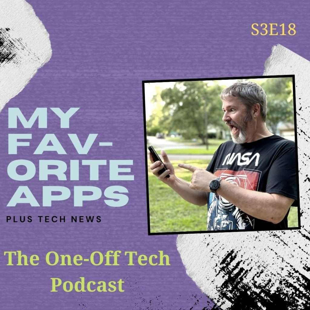 My Favorite Apps Plus Tech News #Top10
