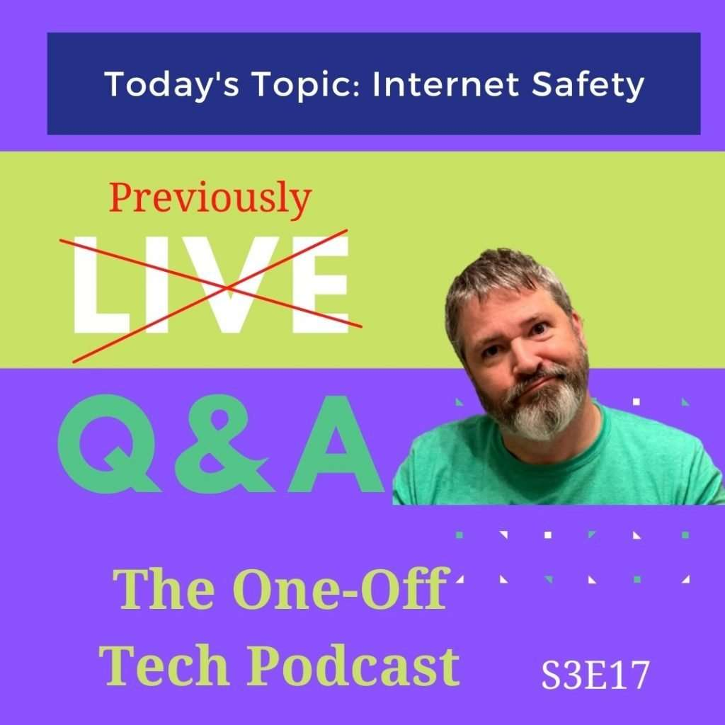 Internet Safety Tips for Everyone Q&A